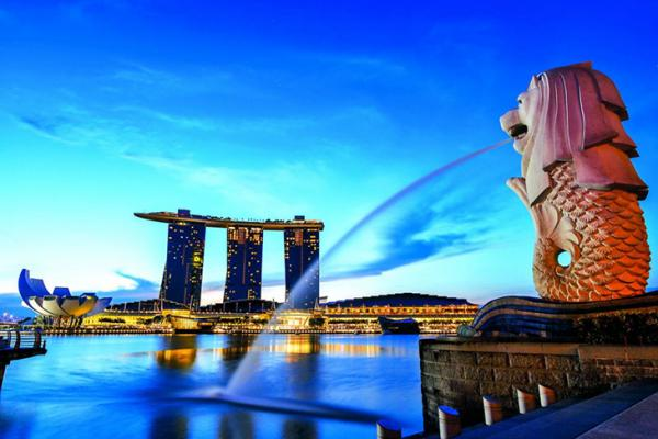 SINGAPORE: GARDEN BY THE BAY - VƯỜN CHIM JURONG - HAJI LAND - WINGS OF TIME